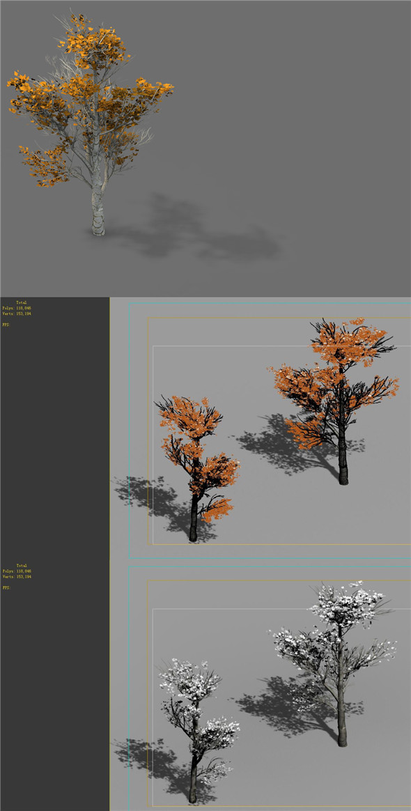 3DOcean Game Model Desert Trees 03 20162092