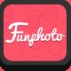 Funphoto (Stickers App) HTML5 Canvas