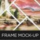 Unique Frame Mock-up
