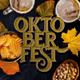 Oktoberfest poster / flyer template