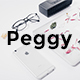 Peggy – Responsive Multipurpose Email Template + Stampready Builder