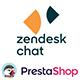Online Chat Zendesk