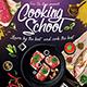 Cooking School Flyer