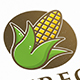 Nature Corn Logo Template
