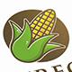 Nature Corn Logo Template