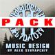 Motivational Sport Hip-Hop Pack
