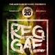Reggae Flyer