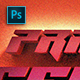 3D Photoshop Template