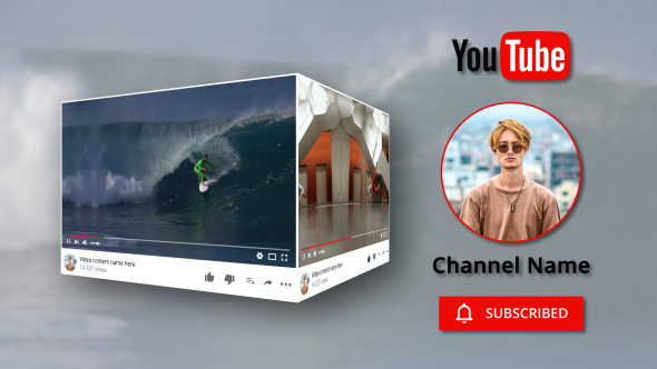 VideoHive Youtube Promo 20134509