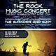 Rock Music Concert Flyer / Poster
