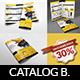Hand Tools Catalog Brochure Bundle