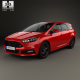 Ford Focus turnier ST 2014