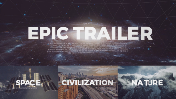 Epic Trailer // Cinematic Trailer