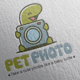 Pet Photo Logo Design