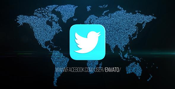 VideoHive Social Media Opener 20175418