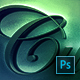 3D Photoshop Template 2