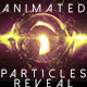 Animated Particles Reveal