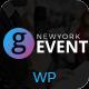 G-Event - Conference / Meetup / Celebration Event WordPress Theme