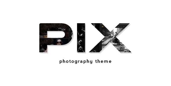 Pix Photography - WordPress Photography