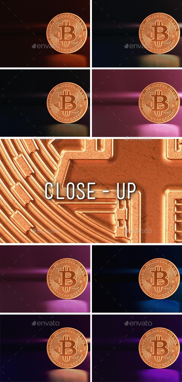 Bitcoin Set.02 - 1
