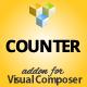 Counter Addon for Visual Composer
