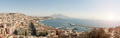 panoramic view of the Bay of Naples