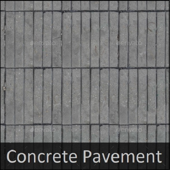 3DOcean Concrete Pavement texture 20177811
