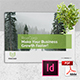 Creative Brochure Vol. 26 - A4 Landscape