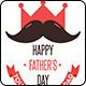 Father's Day Celebration Flyer