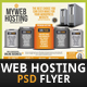 Web Hosting Flyer