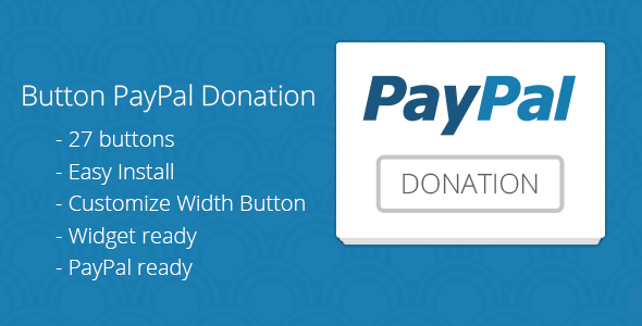 Button PayPal Donation (WordPress) images