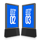 Lightbox Display Mockup