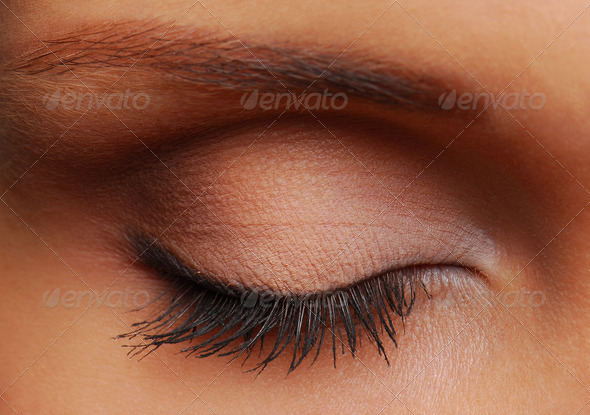 PhotoDune Long eyelash 1973096