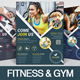 Fitness & Gym Flyer