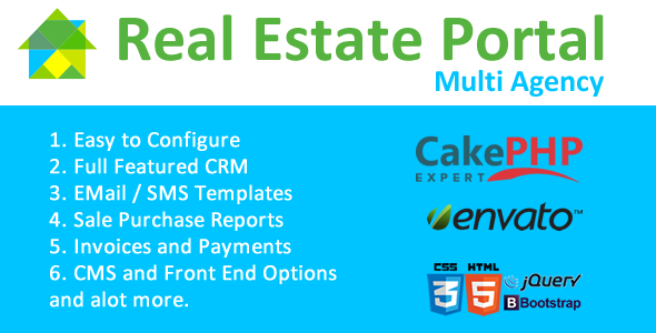 Elfemo Real Estate Portal