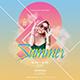 Summer Flyer & Social Media Banner