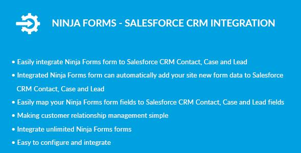 Ninja Types – Salesforce CRM Integration (Types)