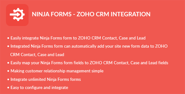 Ninja Types – ZOHO CRM Integration (Types)