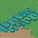 Cartoon Sky City - Fake Terrain 12
