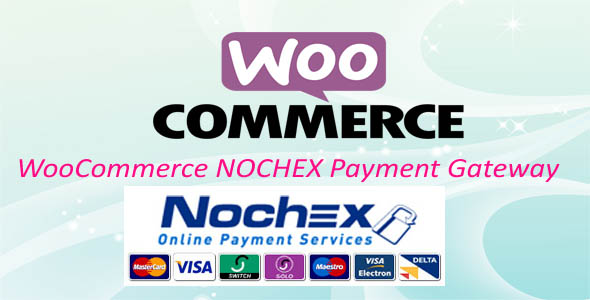 WooCommerce Nochex payment Gateway (WooCommerce) images