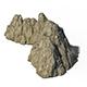 Stone - wind are grassland - stone 01