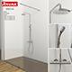 Shower room Ravak Walk-in