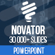 Novator Powerpoint Presentation Template