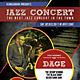 Jazz Concert Flyer / Poster