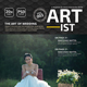 Art-ist Magazine Template V.3