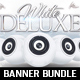 3 Party Event Music Outdoor Banner Bundle 2