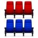 Cinema Empty Comfortable Chairs