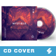 Mystique - CD Cover Artwork Template