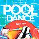 Summer Pool Flyer