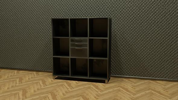 3DOcean wardrobe 20188194
